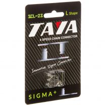 TAYA Chain Connector 7/8-speed SCL-23 (2 pcs)