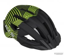 Kellys Junior Bike Helmet Daze black-green
