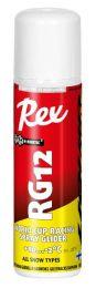 Rex 4664 RG12 Yellow Racing Spray Glider +10...-2°C, 150 ml
