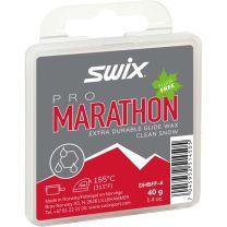SWIX DHBFF-4 Marathon Black Fluor Free Glider, 40g