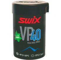SWIX VP40 Pro Blue Grip Wax -4°...-10°C, 45g