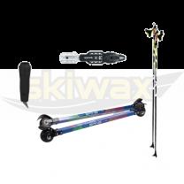 Rollerski set Spine classic
