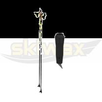 STC RS Skate 100% carbon poles + Swix rollerski ferrules.